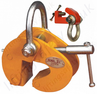 Bulb (Bulb bar) Section Lifting Clamps