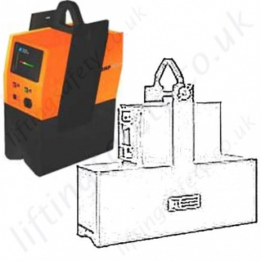 Bux Battery Operated electropermanent Lifting Magnets