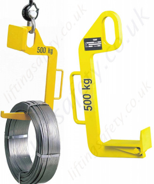 Camlok Coil Handling Lifting Clamps