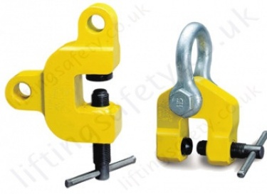 Camlok Pulling Clamps