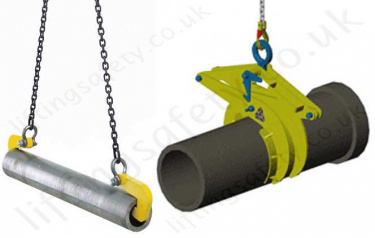 Camlok Round Section Lifting Clamps
