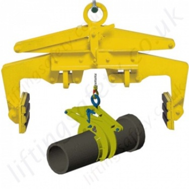 Camlok Scissor Grab Lifting Clamps