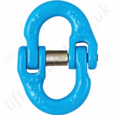 Chain Connectors, Links & Swivels for Grade 10 (100) Chain Slings
