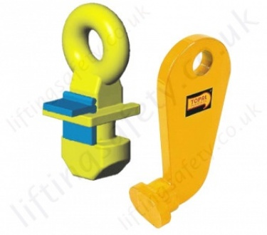 ISO Container Lifting Lugs, Bottom, Top and Side Lifting