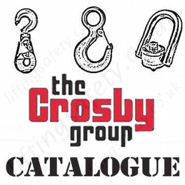 Crosby Lifting Equipment & Rigging Catalogue
