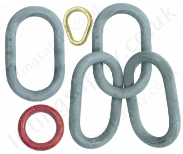 Crosby Rings and Quad Assemblies
