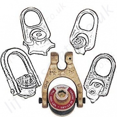 Crosby Swivel Hoist Rings, Lifting Eye Bolts