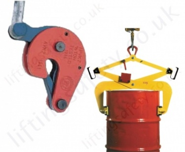 Drum  Lifting Clamps