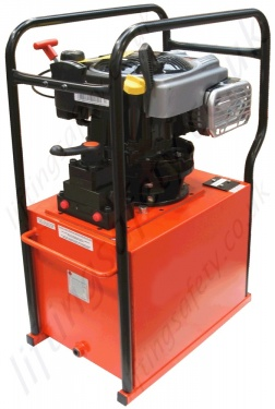 Hydraulic Pumps - Petrol Driven