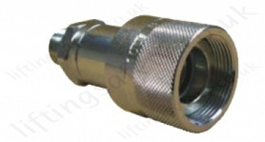 Hydraulic High Pressure Couplers & Fittings