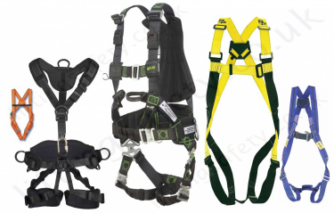 General Height Safety Harnesses EN361