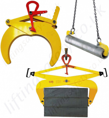 Groundwork / Construction Lifting Clamps