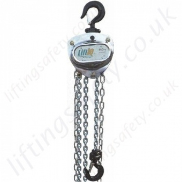 Gunnebo Hand Chain Hoists, Hook Suspended (manual hoists)