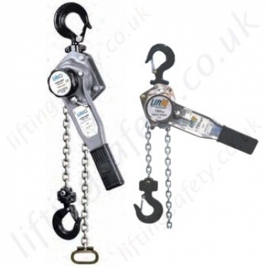 Gunnebo Lever Hoists, Ratchet Lever Hoists / Pull-Lifts