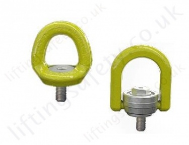 Gunnebo Bolt Down Swivel Lifting and Lashing Points
