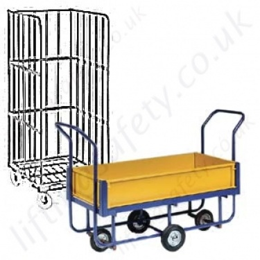 High Load Trolleys