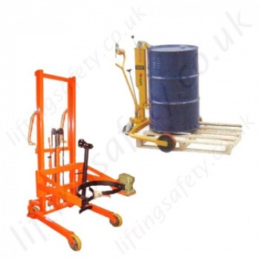 "LiftingSafety ""Imported"" Manual Drum Handling Equipment"