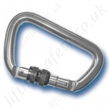 Tractel Aluminium Karabiners and Connectors