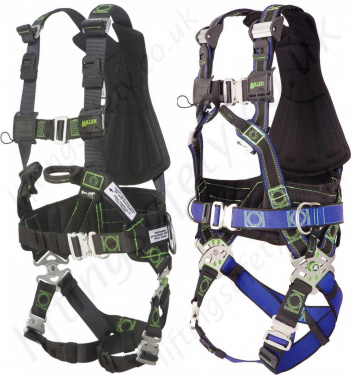 "Miller Revolution ""Premium"" Fall Arrest Harnesses EN361"