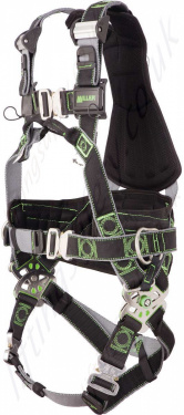 "Miller Revolution ""Premium"" Work Positioning Harnesses EN361 EN358"