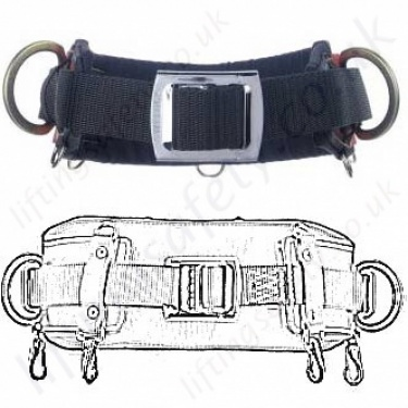 Miller Work Positioning and Restraint Belts