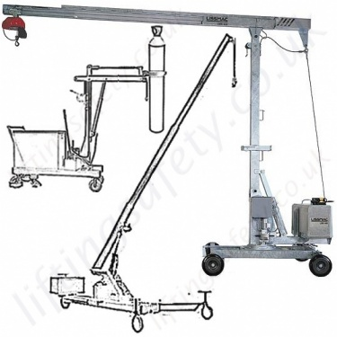Other Counterbalance Floor Cranes