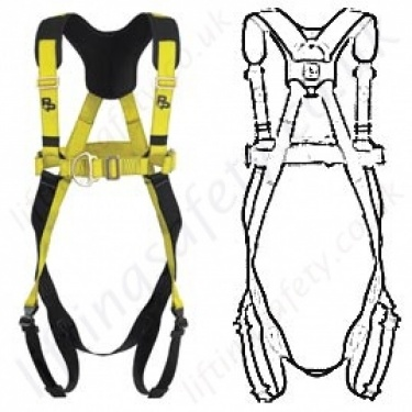 P+P Safety Fall Arrest Safety Harnesses (Pammenter & Petrie) EN361