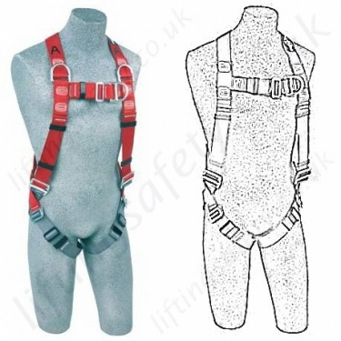 "Protecta ""Pro 2"" Construction Fall Arrest Harnesses"