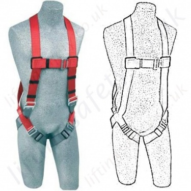 "Protecta ""Pro 2"" General Industrial Fall Arrest Harnesses"