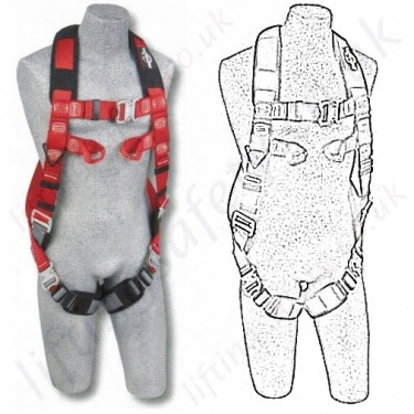 "Protecta ""Pro"" Comfort Fall Arrest Harnesses"