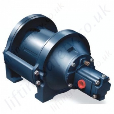 Pullmaster Hydraulic Pulling and Lifting Wire Rope Winches & Hoists
