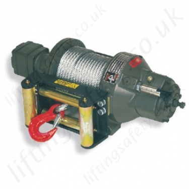 Ramsey Hydraulic Vehicle Mounted Recovery Winches