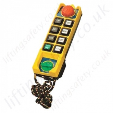Remote Control Systems for Overhead Lifting Equipment & Machinery
