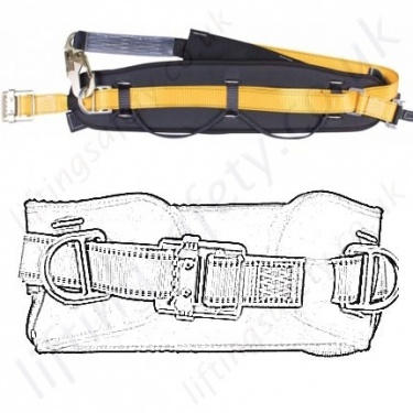 Ridgegear Work Positioning and Restraint Belts
