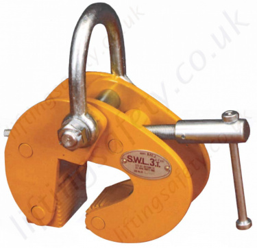 Riley Superclamp Bulb Bar Section Lifting Clamps