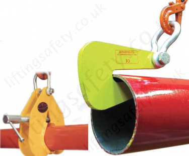 Riley Superclamp Groundwork & Construction Lifting Clamps