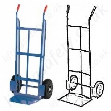 Plate Shoe Sack Trucks