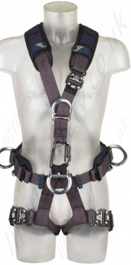 Sala Rope Access Fall Arrest Harnesses EN361, EN358 and EN813
