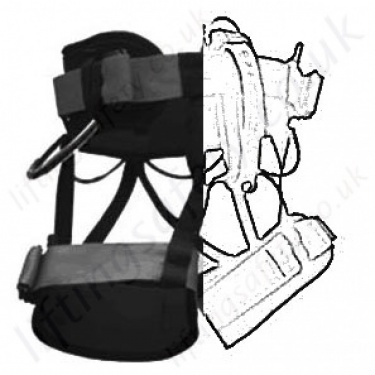SAR Black Height Safety and PPE Equipment
