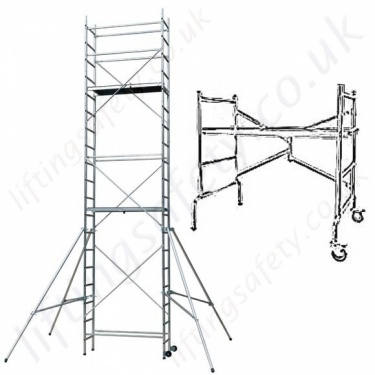 High Quality Aluminium Scaffold Towers