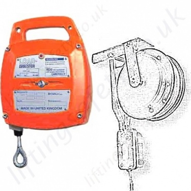 LiftingSafety Load Arrestors upto 3000kg