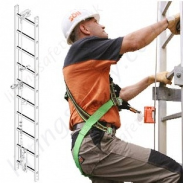 Soll Permanently Installed Vertical Fall Arrest Systems