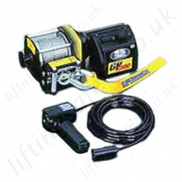 Superwinch Recovery Winches, Electric & Vehicle Mounted