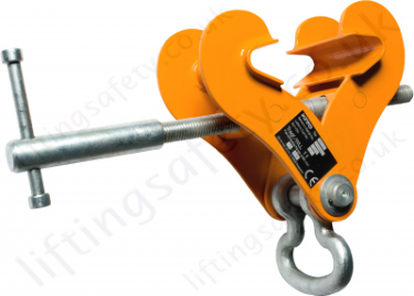 Kito Beam Clamps, RSJ Girder Lifting and Suspension Clamps