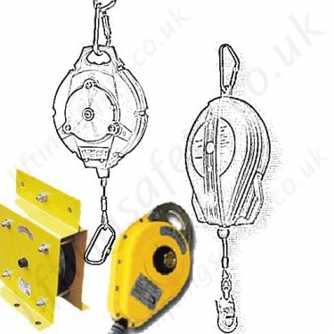 Neofeu Load arrestors from 200kg to 4000kg