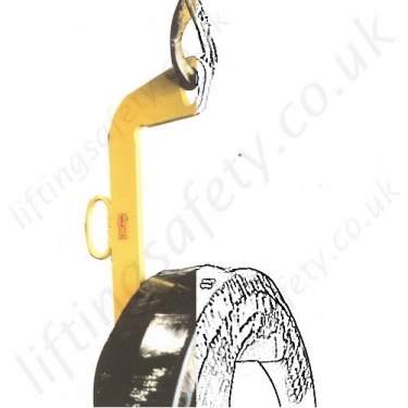 Tractel Coil Handling Lifting Clamps