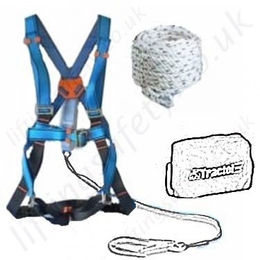 Tractel Fall Arrest Kits Inc. Energy Absorbing Lanyards