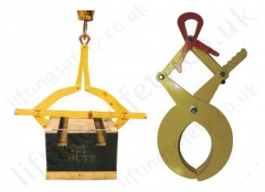Tractel Scissor Grab Lifting Clamps