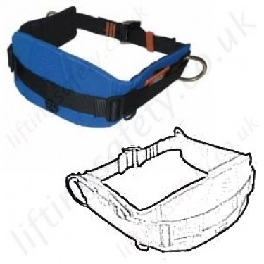 Tractel Work Positioning and Restraint Belts
