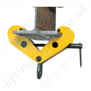 Yale Beam Clamps. RSJ Girder Lifting and Suspension Clamps.